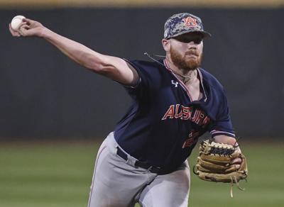 Cody Greenhill baseball