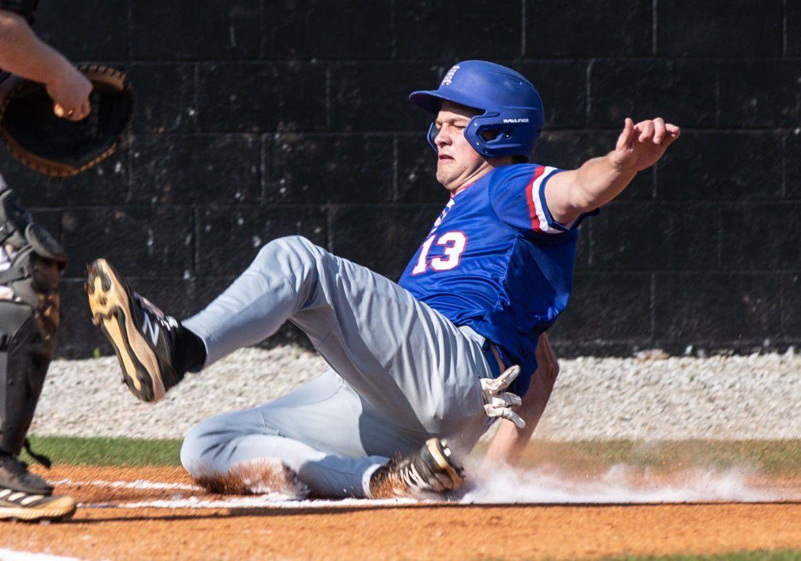Josh Bowerman Mars Hill baseball
