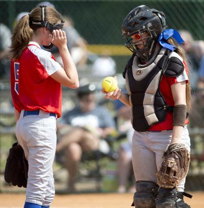 60a14b6bd4688 19 local high school softball players make All-State team. By Craig Thomas  Sports ...