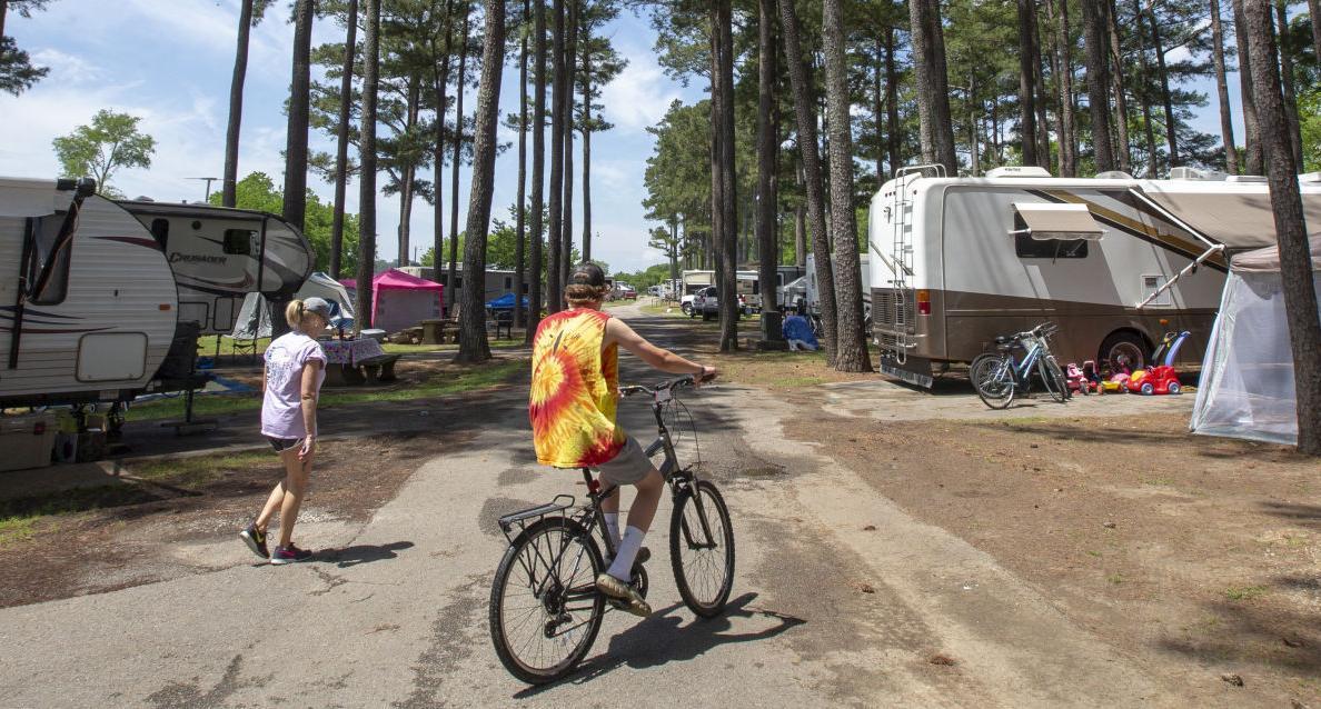 200513 McFarland Park Camping 2