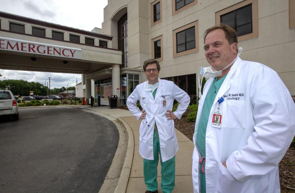 "Keller Hospital head: 'COVID-19 crisis is far from over"""