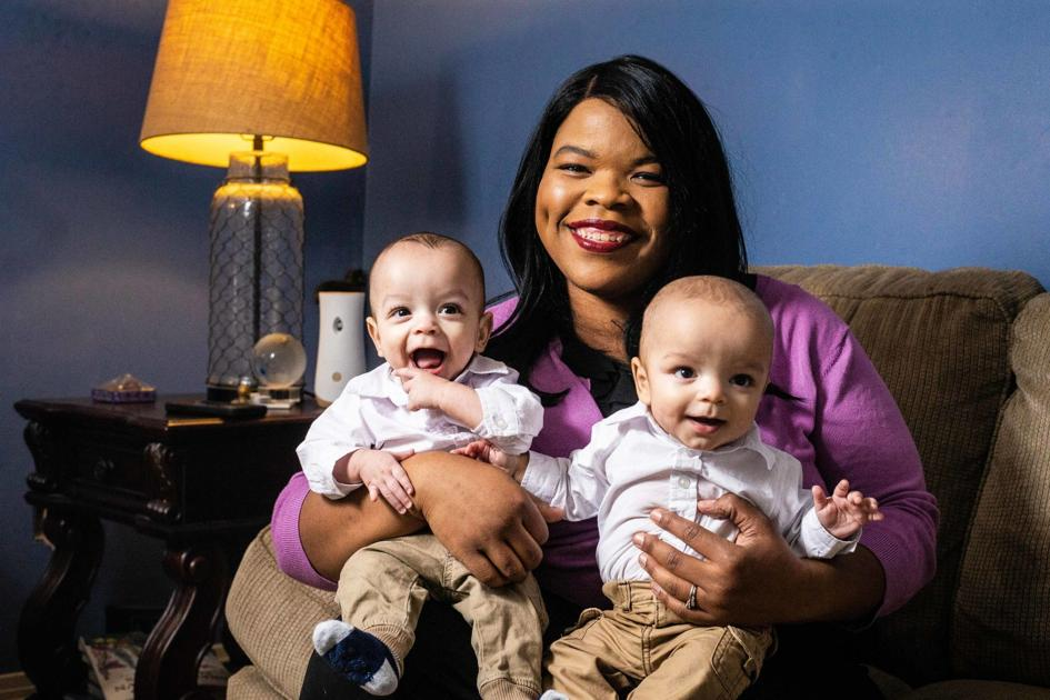 Mom of twins now understands her own mother's love