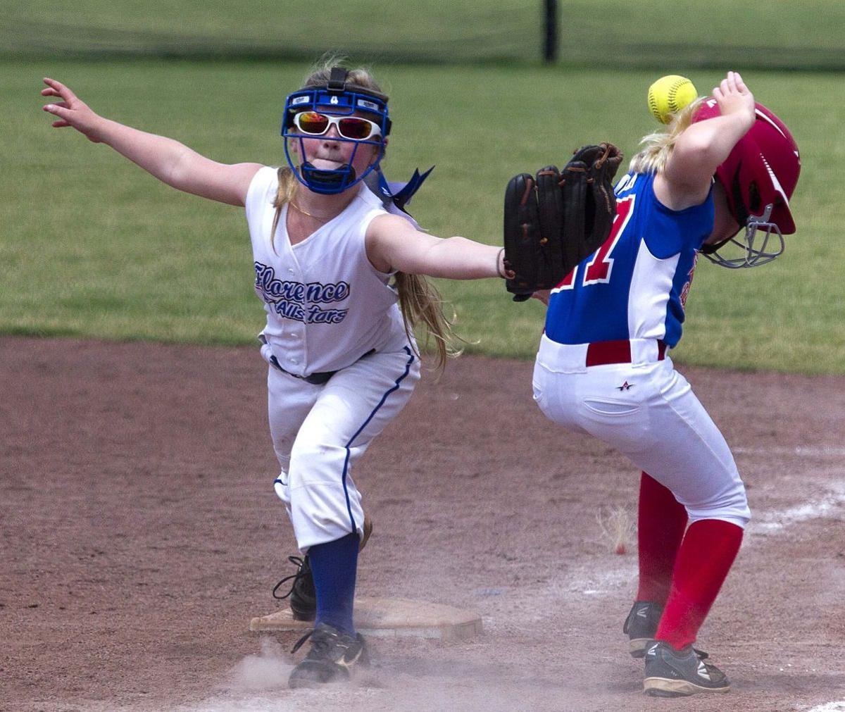 USSSA softball 18