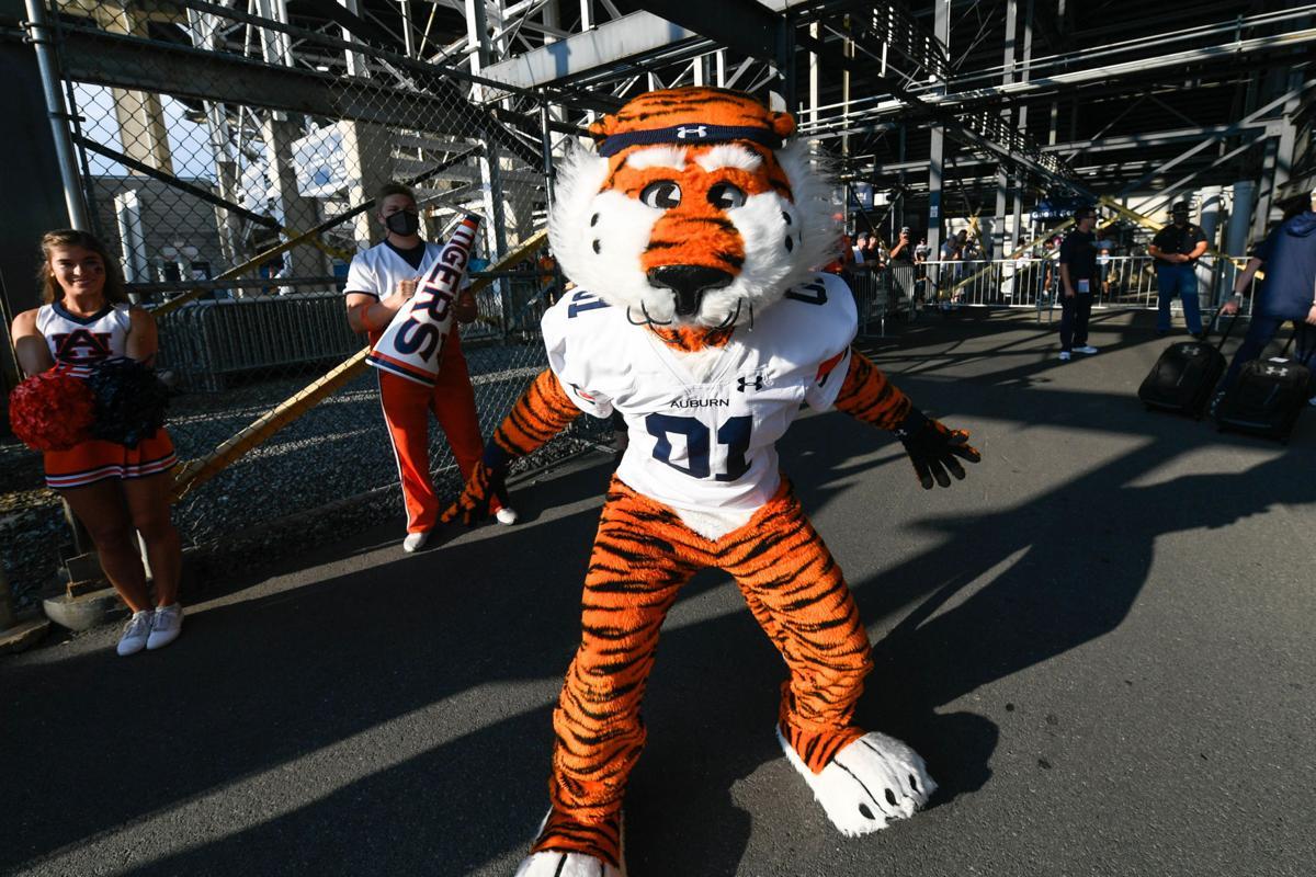 Auburn vs Penn State