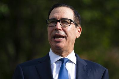 Mnuchin: Virus aid package soon, $1,200 checks by August (copy)