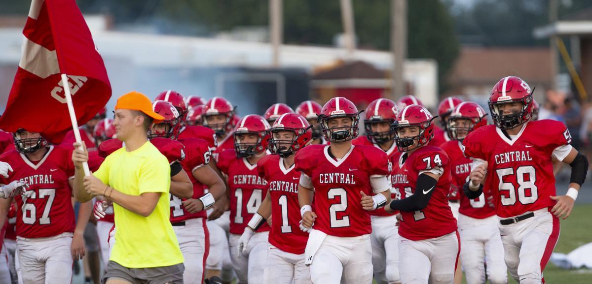 Central football team