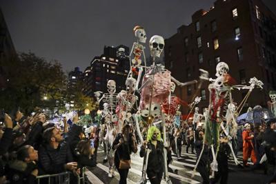 Virus Outbreak-Pandemic Halloween