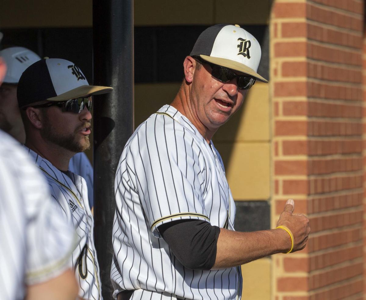 Chris Heaps Russellville baseball