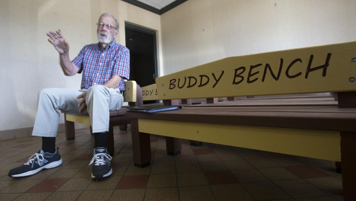 Buddy Benches For Elementary Schools Gallery