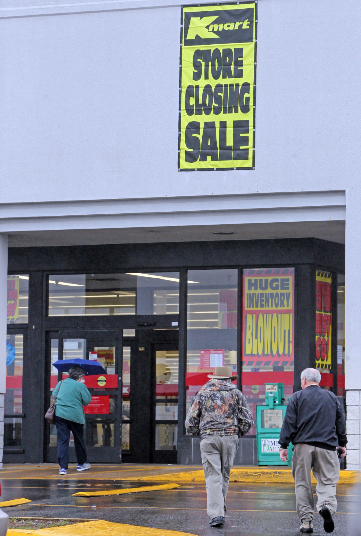 fa80f169360 Kmart closing Florence store in March