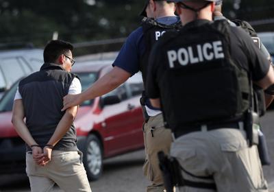 Immigration Food Plant Raids Employer