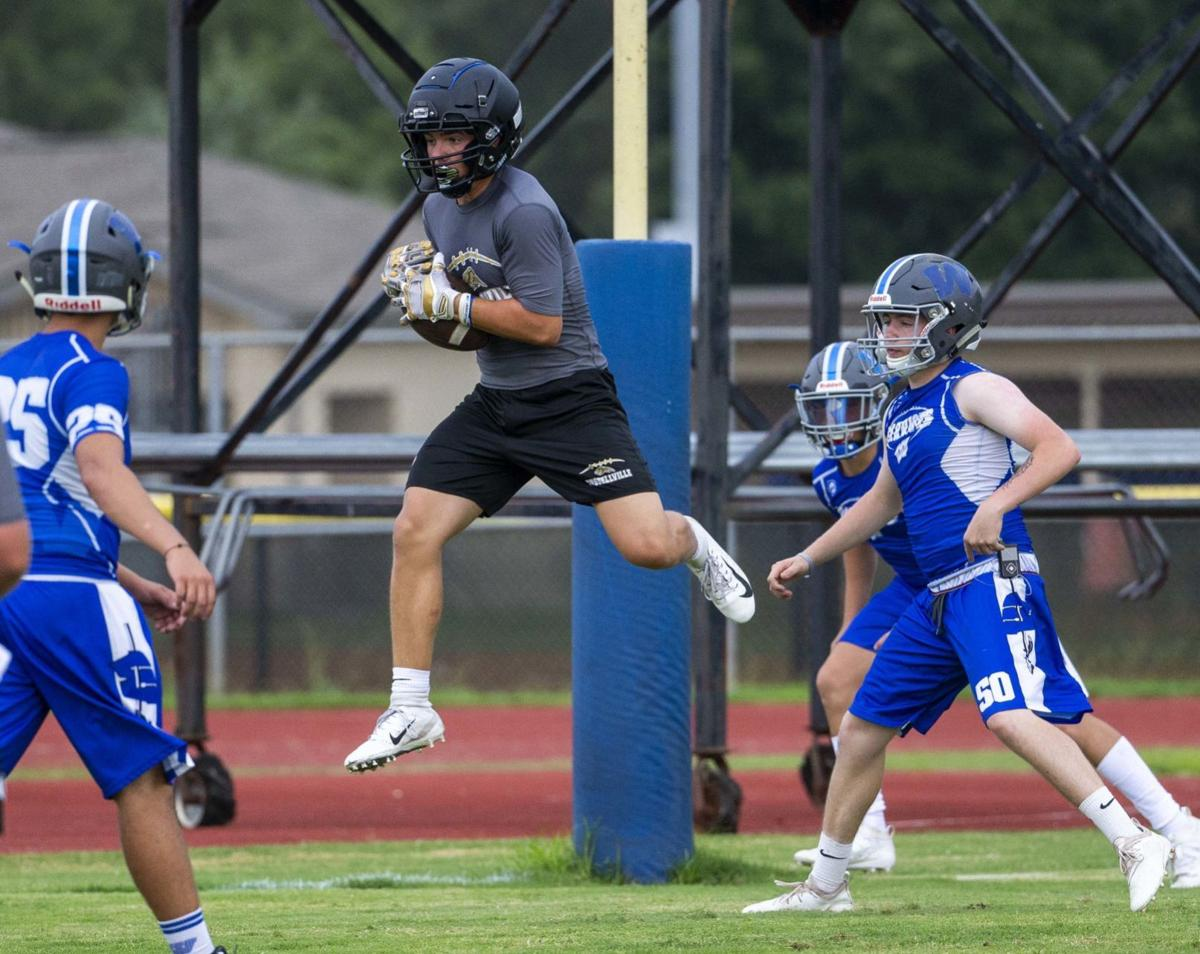 Cole Barnett Russellville football