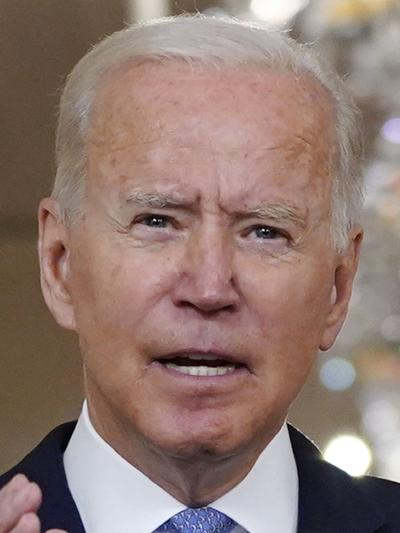 Joe Biden mug, Aug. 31