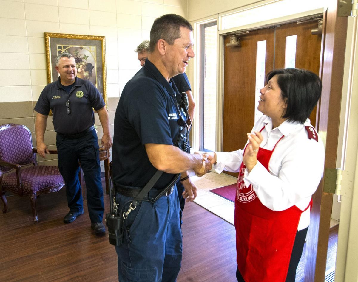 190911 First Responders Appreciation Lunch 1