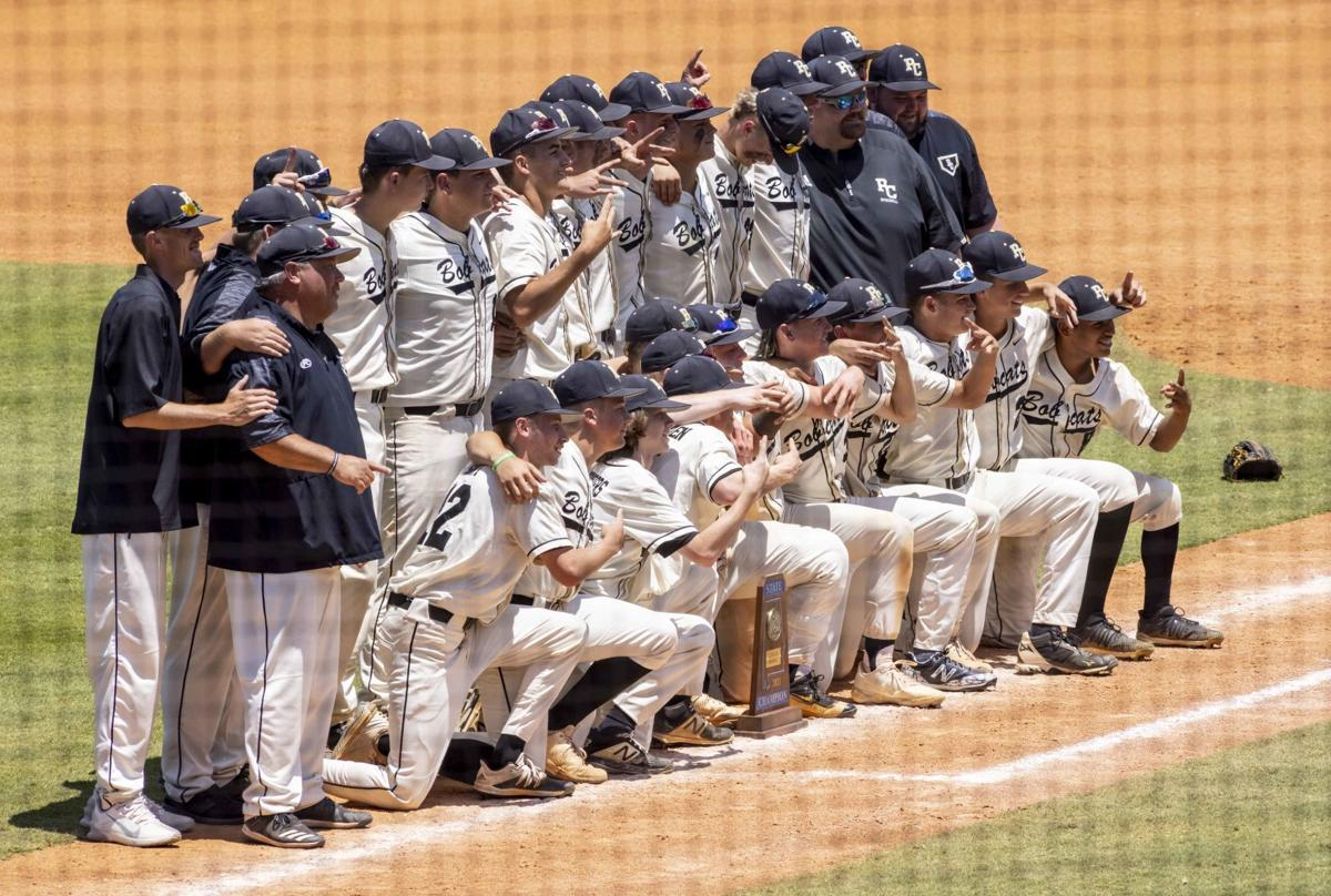 2021 HS Baseball Playoffs - 3A State Championship Series- Bayside Academy vs Phil Campbell
