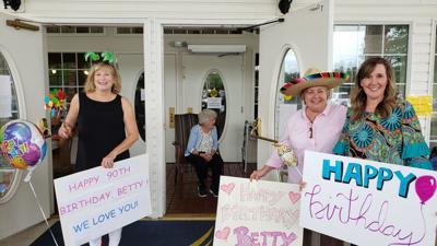 Betty Keller's birthday