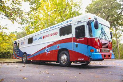 LifeSouth blood mobile