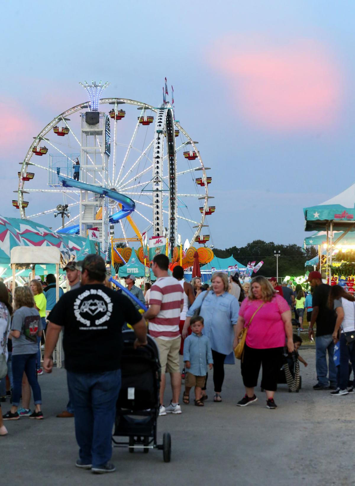 2020 Florida State Fair (Complete Beginner's Guide ...  |Alabama Fair Rides