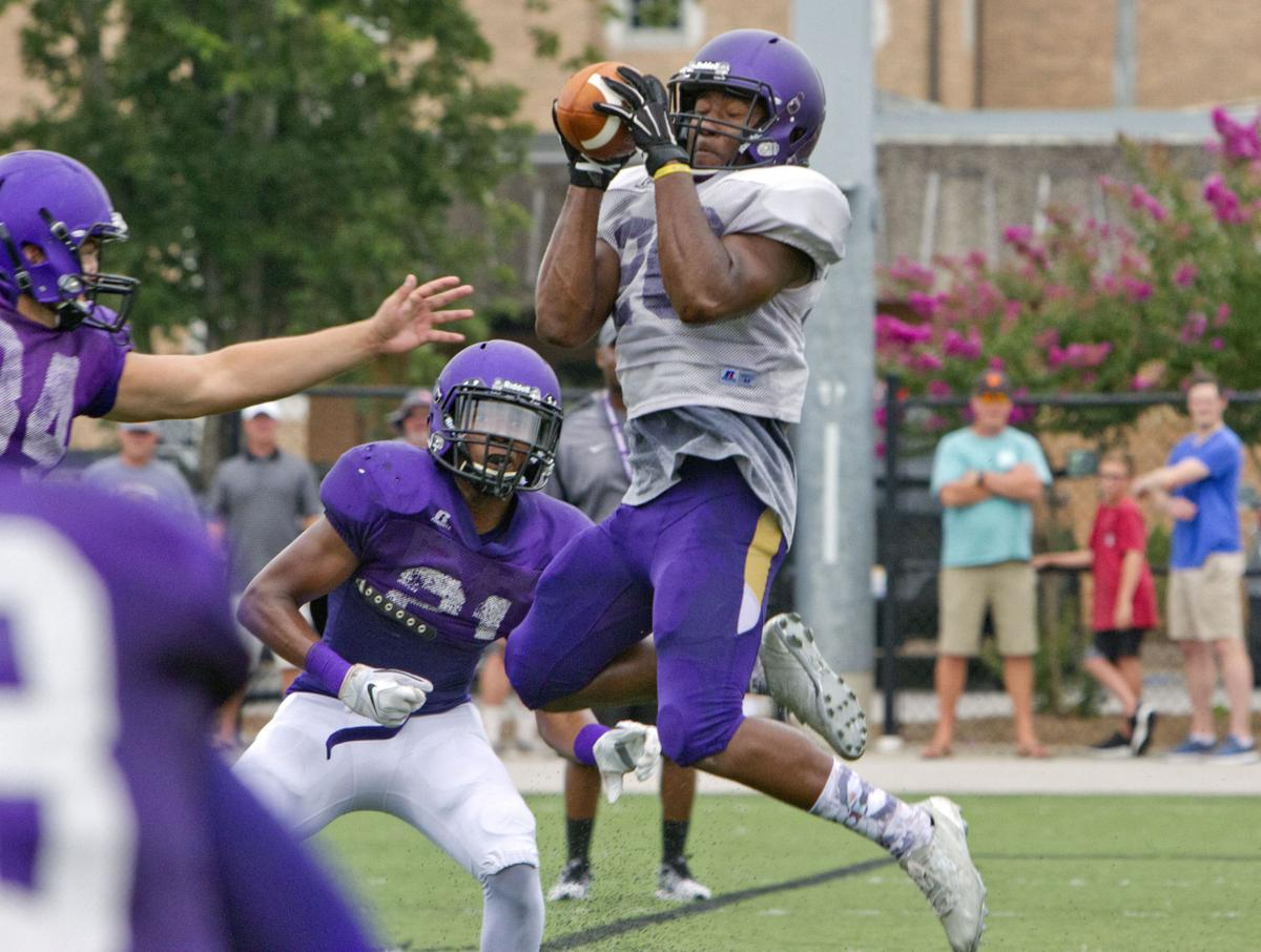 Una Football Fights Mar First Scrimmage Sports Timesdaily Com