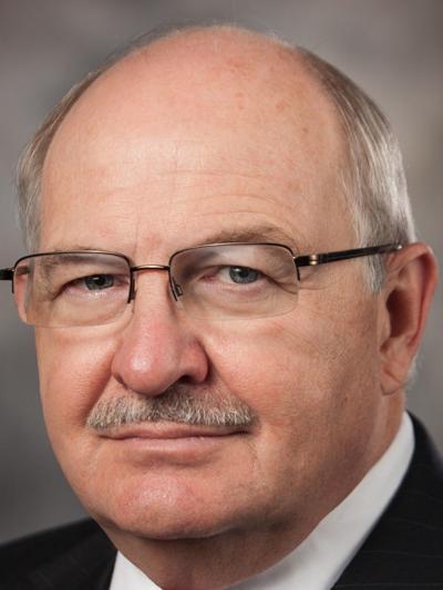 Dr. Don Williamson mug