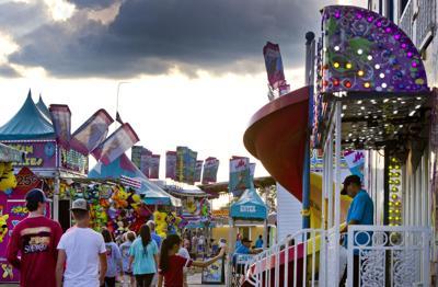 Birmingham Area Pumpkin Patches and Festivals - Sarah in ...  |Alabama Fair Rides