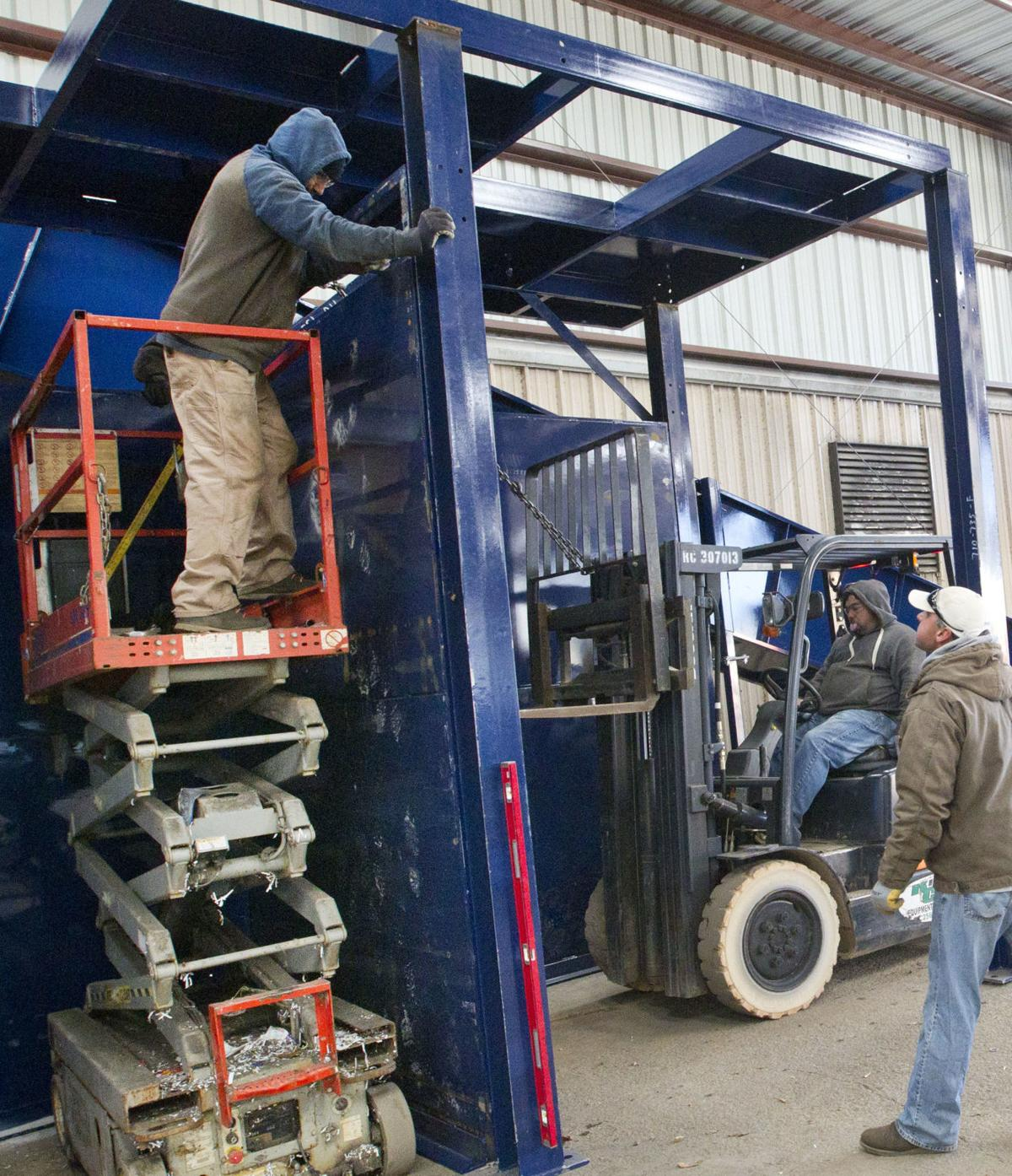 recycle equipment 2018 3