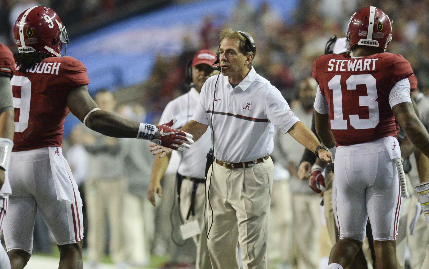 Nick Saban goes on awesome rant about the media and preseason predictions