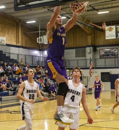 Kane West Lexington basketball