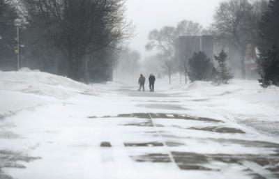 Winter Weather South Dakota
