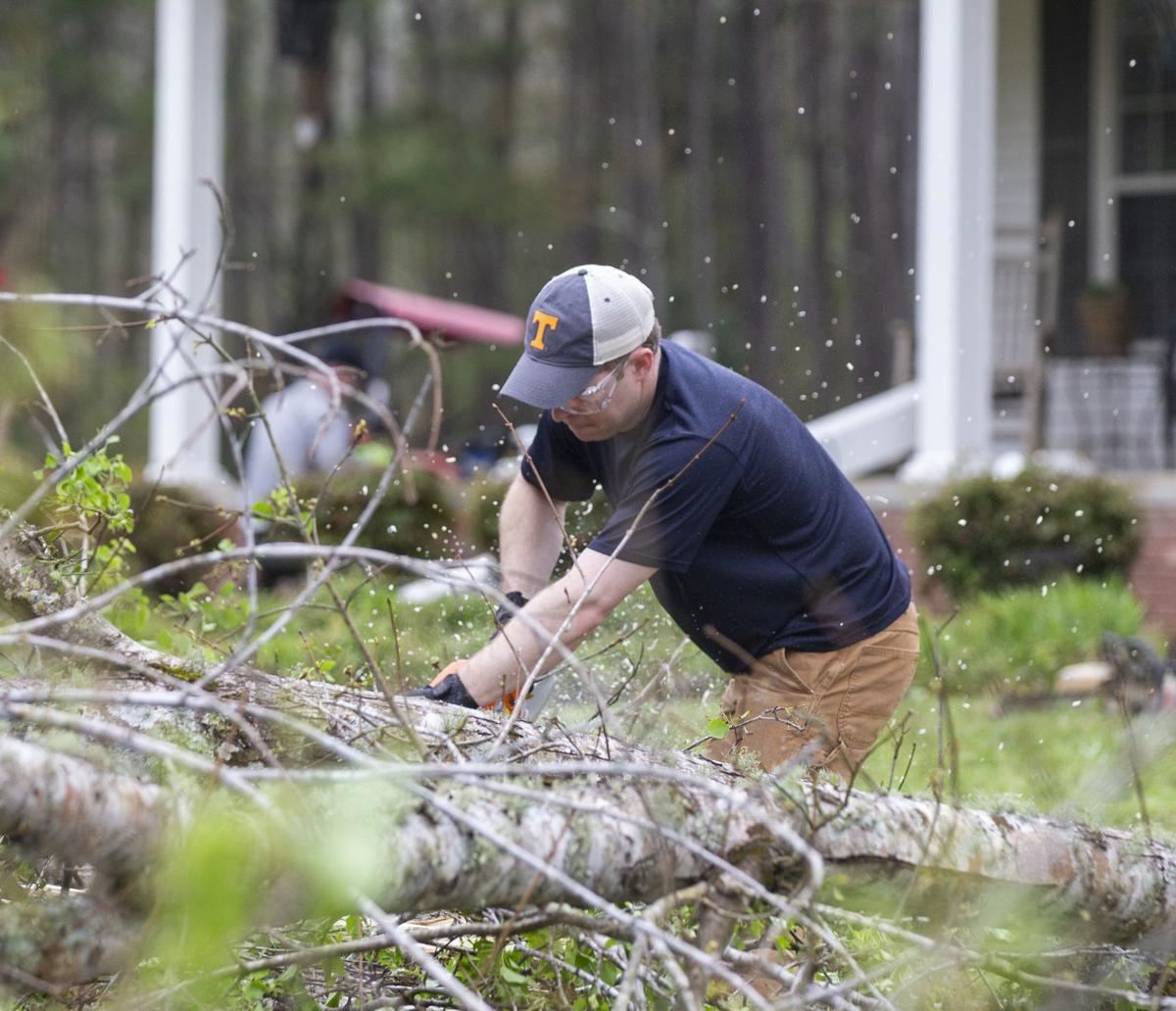 200325 Colbert County tornado damage 5