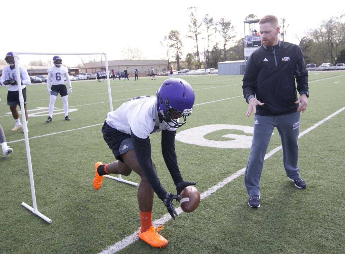 UNA FOOTBALL: Tucker takes over as receivers coach | UNA Sports ...
