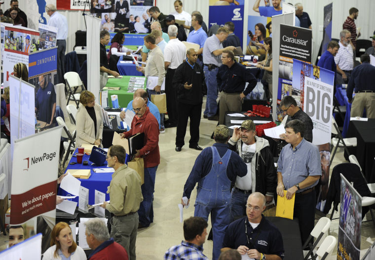 IP job fair
