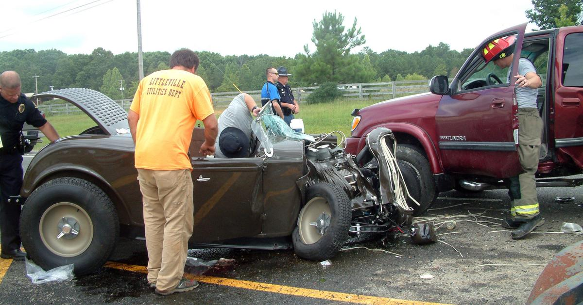 Three Injured In Wednesday Collision News Timesdaily Com