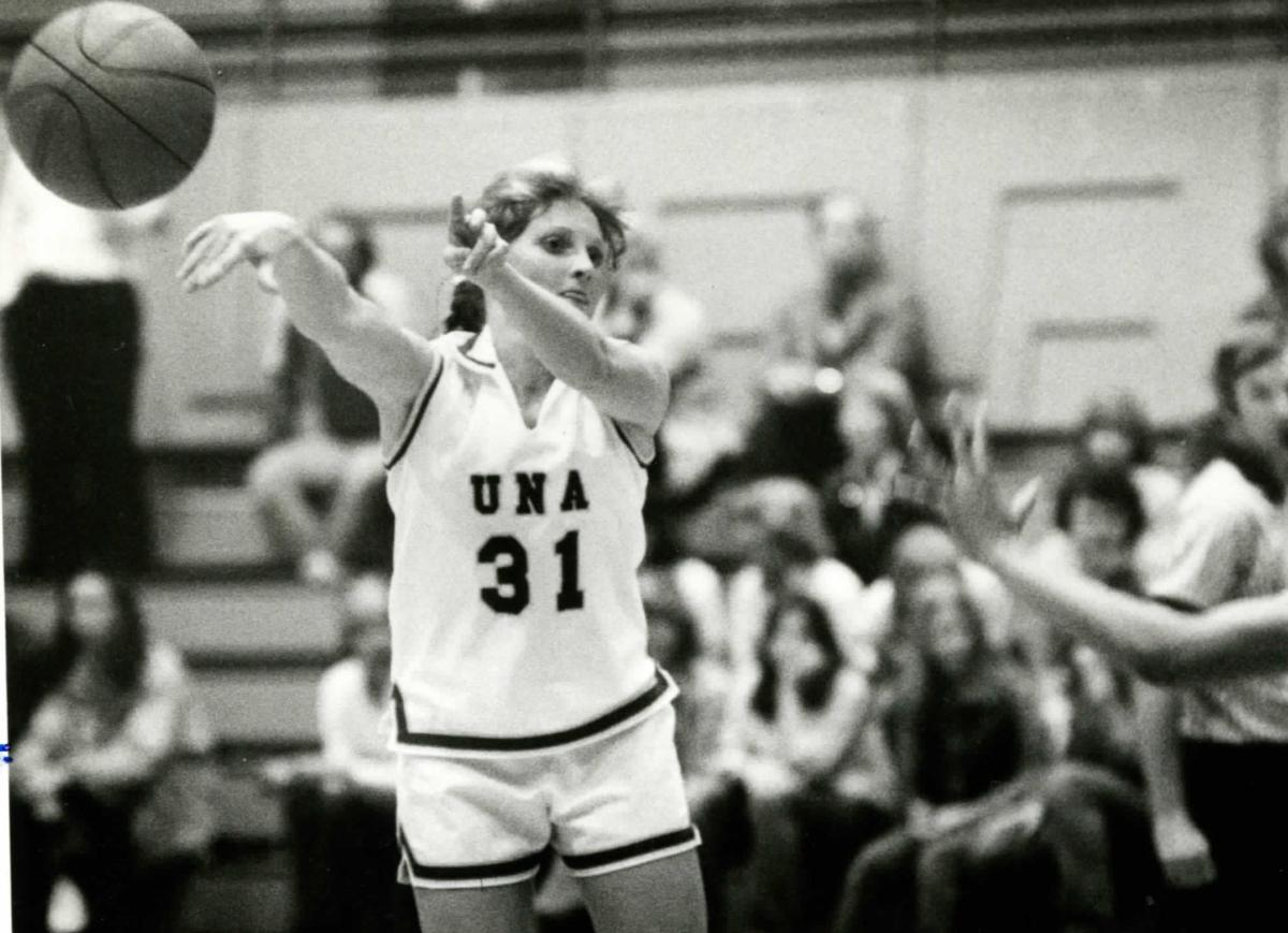 Former women's basketball player Renae Cody inducted into UNA Athletic Hall of Fame