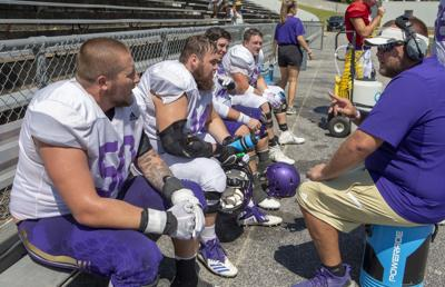 UNA Football: Lions know offensive line must be better