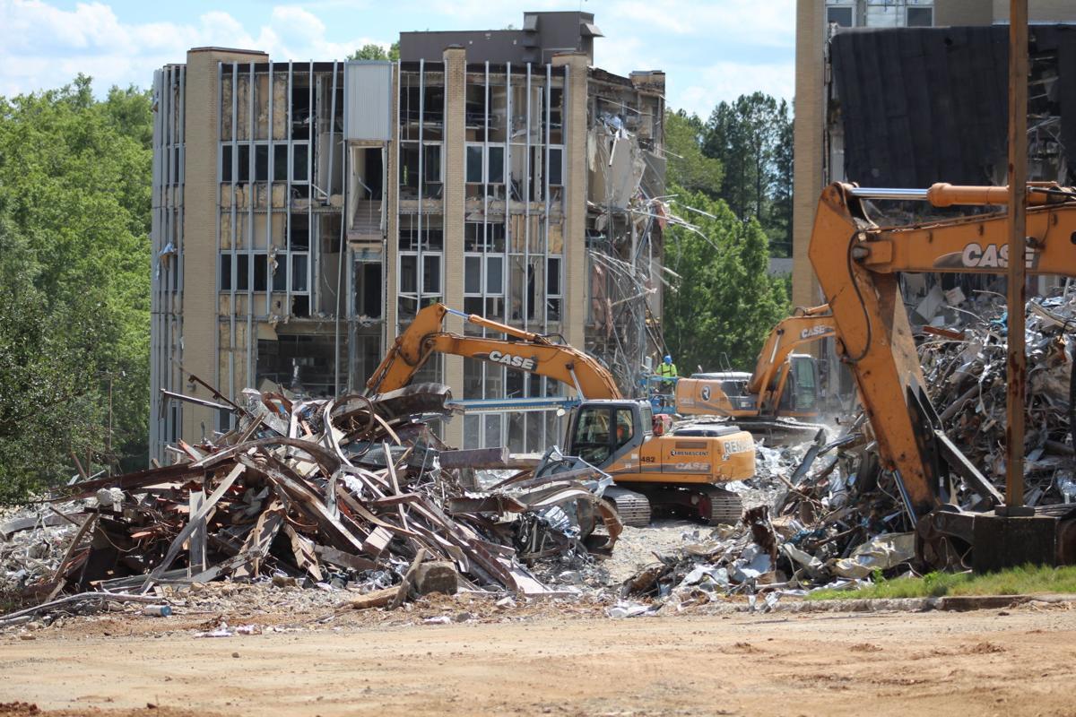 ECM demolition