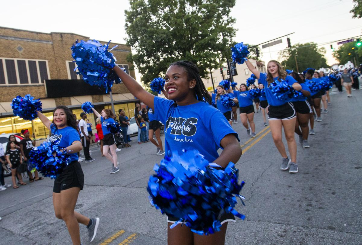 190905 Florence Homecoming Parade 12
