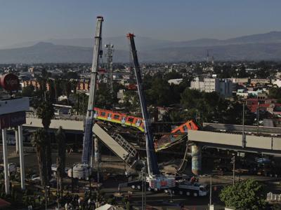 Mexico Metro Collapse