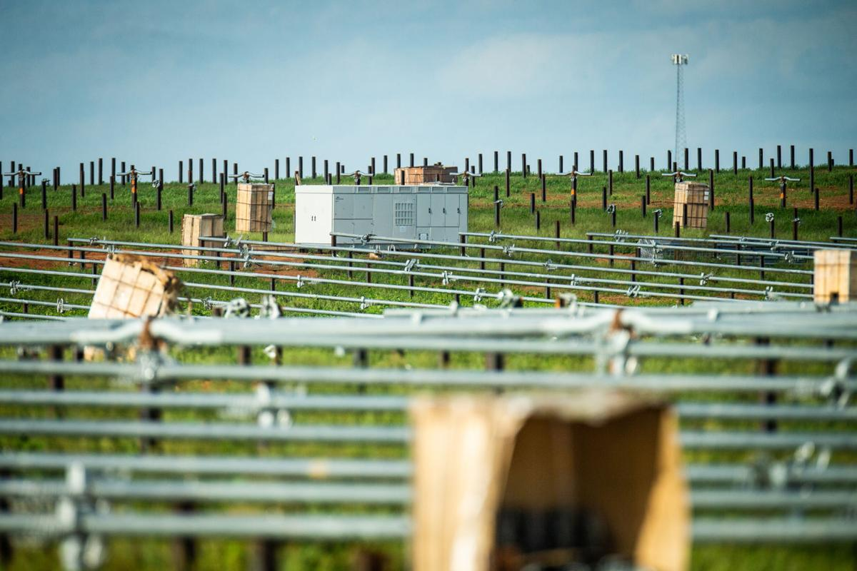 F200908 solar farm