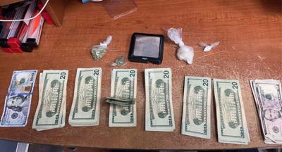 Drugs found during Sheffield traffic stop