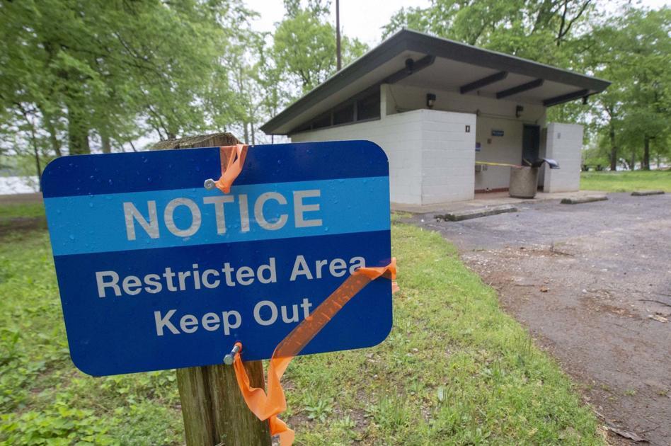 Flood ravaged Rockpile Recreation Area will remain closed