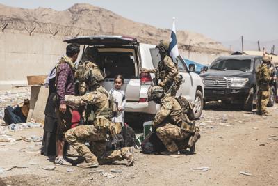 Afghanistan Republicans Refugees