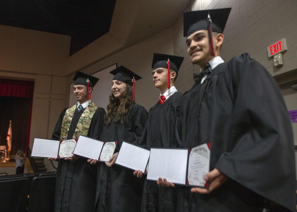 200518 MSHS Military Graduation 12