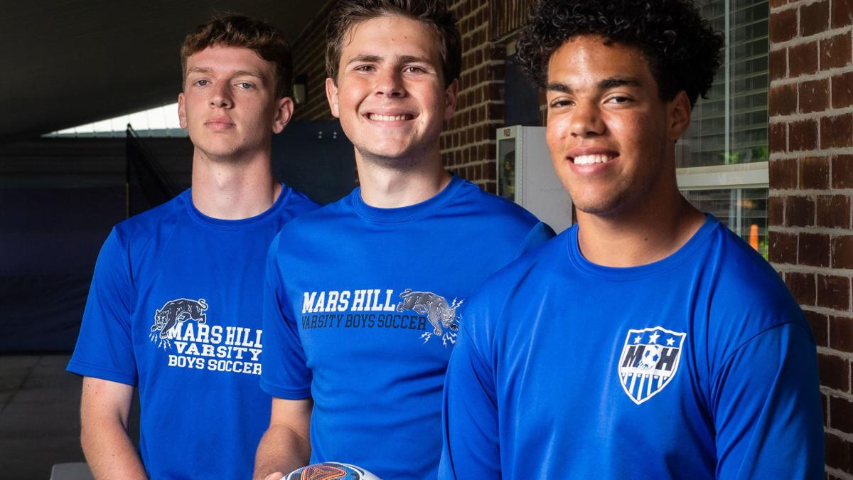 Mars Hill boys soccer set for first state semifinal game in 14 years