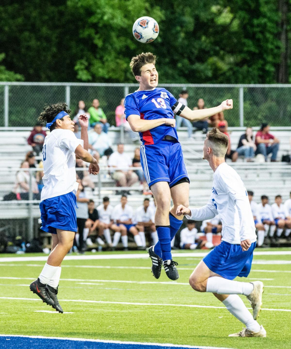 Mars Hill soccer Ryan Foster
