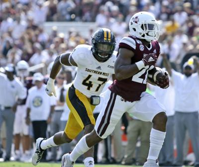 Southern Miss Mississippi St Football