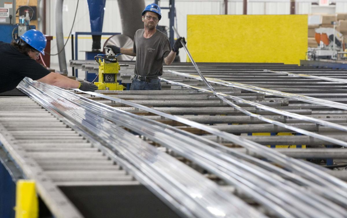 Shoals Extrusion Wins State Award Local News