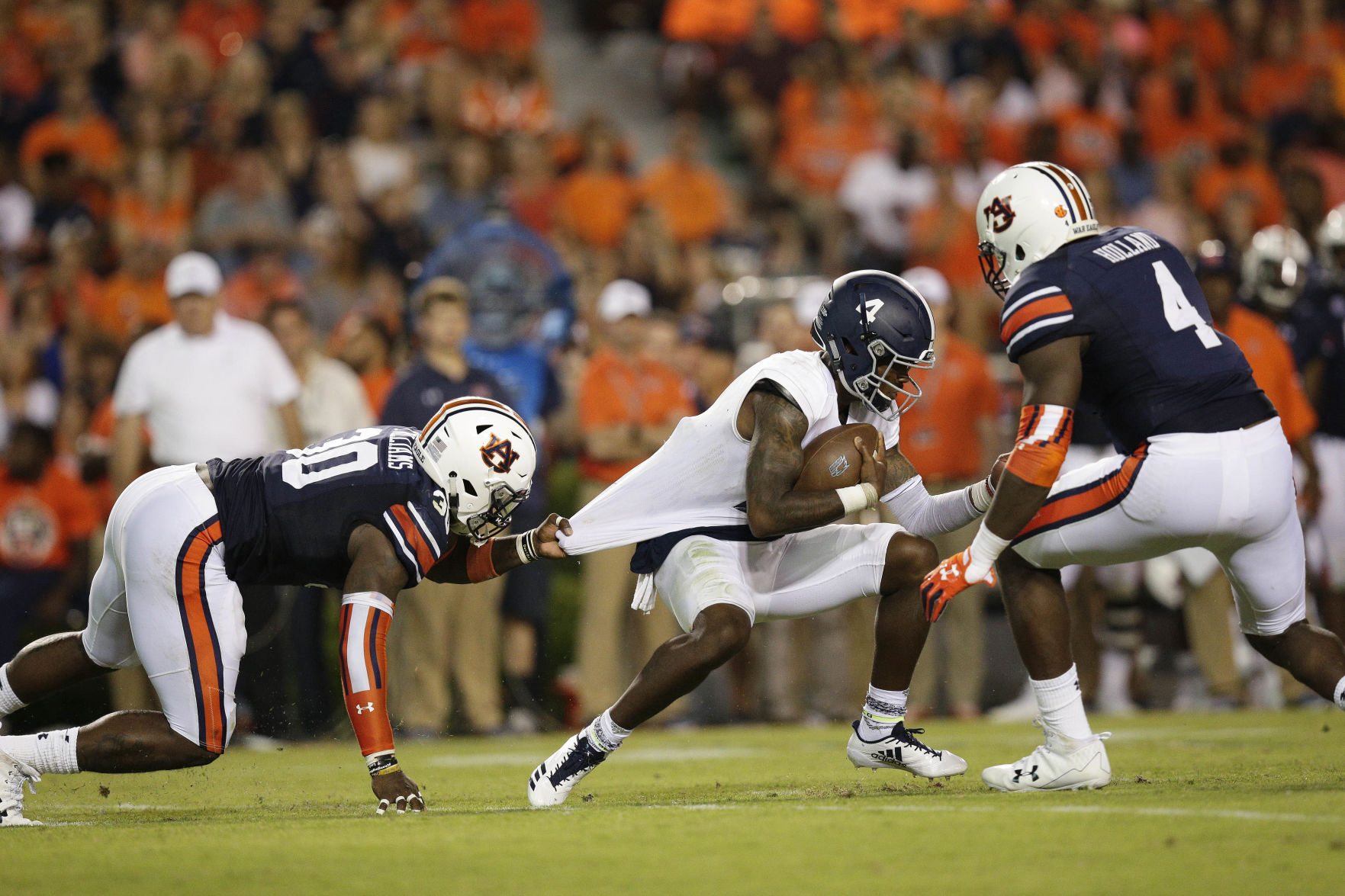 Problem solving: Unknowns loom large in Clemson-Auburn matchup