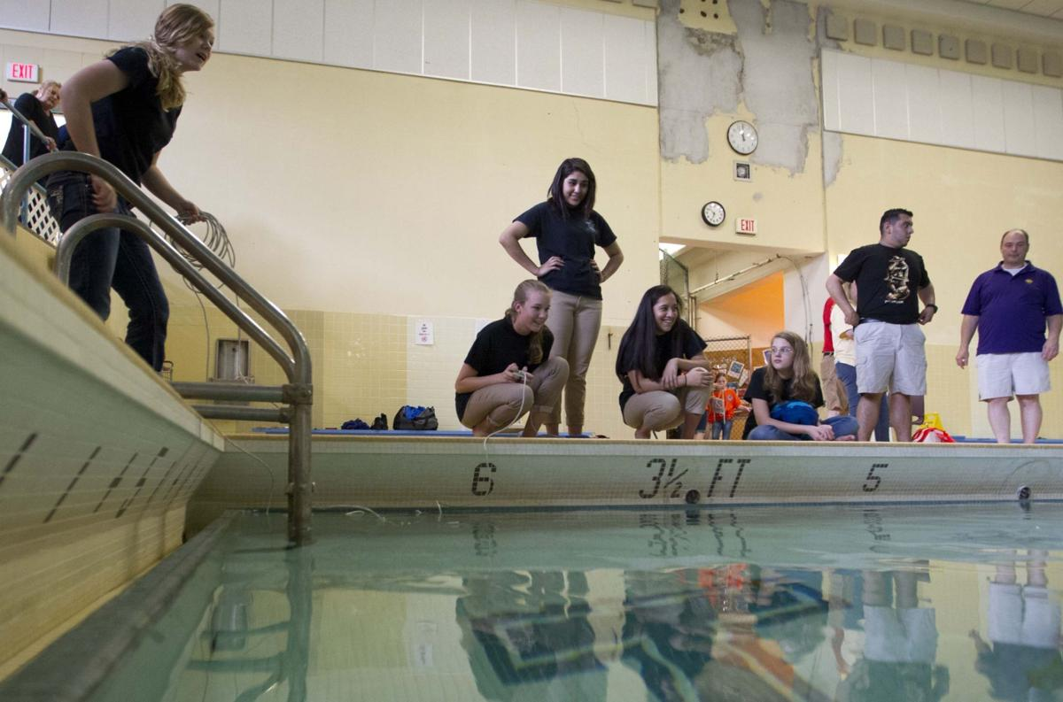 Underwater Robotics Competition At Una Gallery