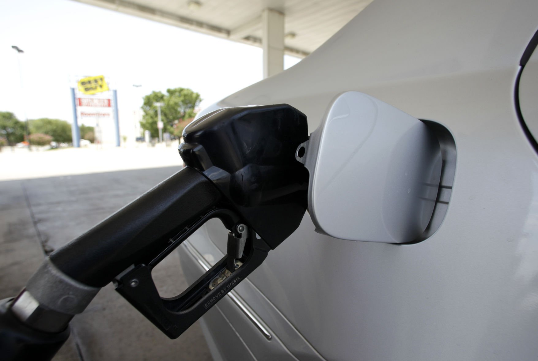 Gas prices rise this week in Texas
